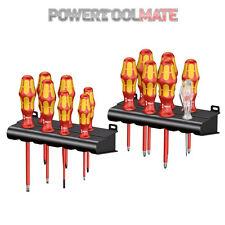 Wera 105631 14 Piece Kraftform Big Pack 100 VDE Screwdriver Set