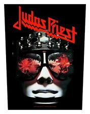 JUDAS PRIEST - Rückenaufnäher Backpatch Hell Bent For Leather