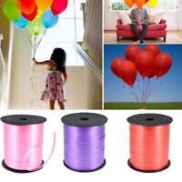 250 Yards Balloon Ribbon Roll DIY Gift Foil Curling Wedding Birthday Party Decor