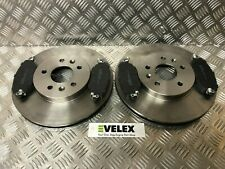 OE FRONT BRAKE DISCS & PADS FITS FORD MONDEO 1.8 2.0 2.2 2.5 3.0 2000-2007