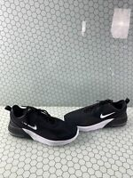 Nike Air Max Motion 2 Black Lace Up Low Top Running Sneakers Men's Size 11