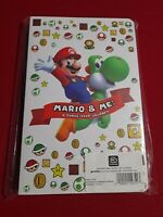 Mario & Me: A Three-Year Journey Journal Book
