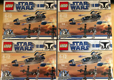 Lego Star Wars The Clone Wars Assassin Droids Battle Pack (8015) - New In Box