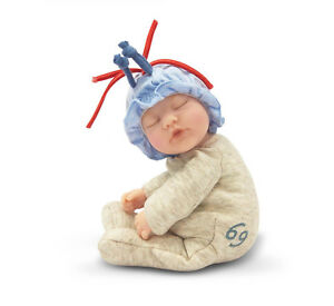 ANNE GEDDES DOLLS ZODIAC collection NEW in a Box BABY CANCER Doll 9'' 579517