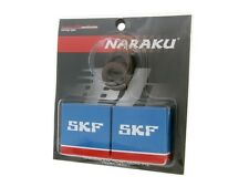 Kurbelwellenlager Satz Naraku SKF für Peugeot Jetforce Ludix Speedfight 3 50ccm