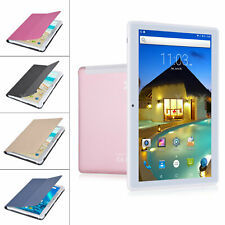 XGODY TB02 10.1'' 3G Quad-Core Android 7.0 1GB 16GB Tablet PC Unlocked Phone HD