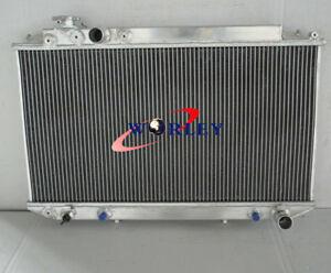 For Toyota Cressida MX83 AT/MT 1988-1993 Aluminum Radiator 90 91 92 89 88 93