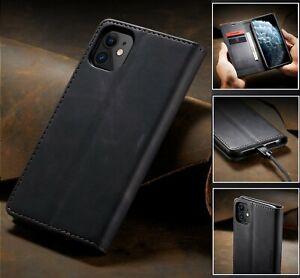For iPhone SE 11 Pro Max 8 Plus 7 Plus XR XS Max X Wallet Case Flip Cover Case