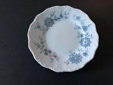"""Seltmann Weiden Christina Porcelain Bavarian Blue - 5-3/4"""" BREAD PLATE"""