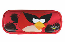 Rovio Angry Birds Space Red Pencil Pouch Case School Bag Supplies Pens Markers