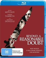 Beyond A Reasonable Doubt (Blu-ray, 2010)NEW SEALED