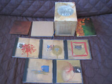 David Sylvian Weather Box Five CD Japan Issue with Japan only Book Russel Mills