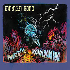 CD Manilla Road Metal Invasion von Manilla Road 2CDs