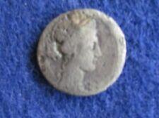 SCARCE Rome Republic Silver denarius Faustus Cornelius Sulla 56 B.C.