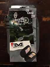 CASE LOGIC DVD CD BLURAY CASE LIMTED EDITION DAVE MIRRA Signature Series 20 NWT