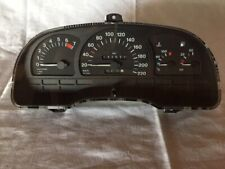 Vauxhall Astra F Champion II Tacho/Instrument Cluster ABS 87001219 3 25063529