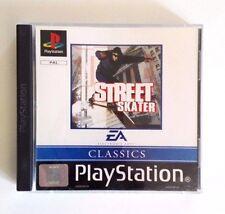 Street Skater PS1 PlayStation 1