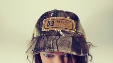 Crescent Electric Supply Company Real Tree Ball Hunting Shooting Cap Hat