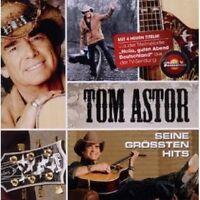 """TOM ASTOR """"SEINE GRÖSSTEN HITS"""" CD NEU"""