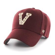 Vancouver Millionaires '47 NHL MVP Structured Adjustable Black Hat Cap Hockey