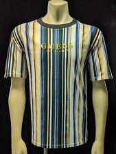 Guess Oversized Riviera Stripe T-Shirt