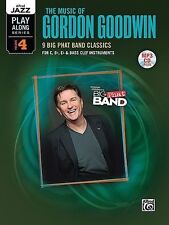 The Music Of Gordon Goodwin Rhythm Section Book & CD *NEW* Sheet Music, Piano