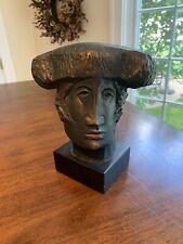 """""""Matador""""  Bronze Overlay Cast Modernist Sculpture Alvar Sunol"""
