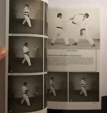 NUNCHAKU - KARATE WEAPON OF SELF-DEFENSE - FUMIO DEMURA - MARTIAL ARTS - BOOK