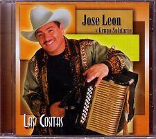 JOSE LEON y Grupo Solitario - Las Cositas CD - 2003 - Tejano Conjunto - NEW