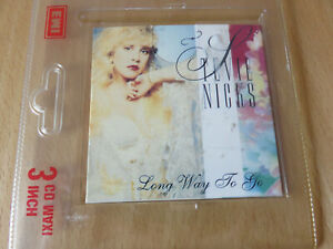 "Stevie Nicks - Long way to go - 3""Single-CD - Rarität"
