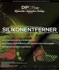 5,0 Liter DIPON® Premium Silikonentferner Entfetter Lackierer Reiniger Autolack