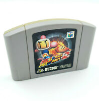 Baku Bomberman 64 2 - Nintendo 64 / N64 - NTSC-J / JAP