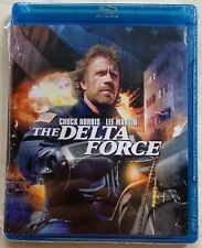 NEW THE DELTA FORCE BLU RAY FREE WORLD WIDE SHIPPING BUY IT NOW CHUCK NORRIS