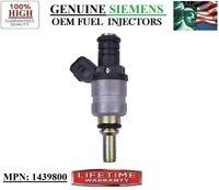 YRS -01-02-03-04-05 BMW 530i 3.0L I6 Reman x1 OEM Siemens #1439800 Fuel Injector