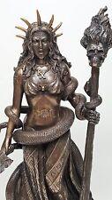 Greek Necromancy Hecate Hekate Magic Goddess Sorceress Witchcraft Figurine
