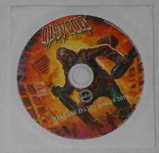 Dust Bolt  sealed 2014 U.S. promo cd