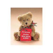 Boyds Bears~Friendly B. Bear~New 2008~Free Ship!