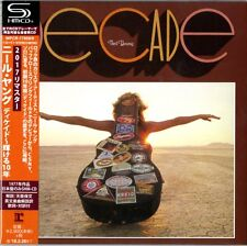 NEIL YOUNG-DECADE-JAPAN 2 SHM-CD G61