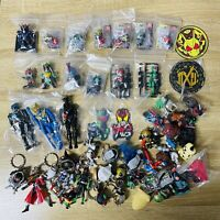 BANDAI Kamen Rider Figure Keychain key ring Lot Bulk sale Japan Zi-o