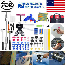 71× Paintless Hail Repair Dent Puller Lifter PDR Tools Car Damage Removal Kits