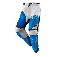 KTM Gravity-FX Pants Blue Off-Road Motocross Motorcycle Trousers NEW RRP £160.68