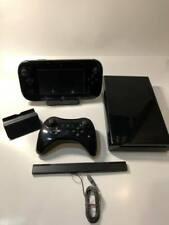 Nintendo Wii U 32GB Black Console + GamePad + Pro Controller