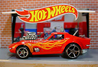 GAS MONKEY '68 CORVETTE ✿ Red;flames☆Multi Pack Exclusive?☆2020 Hot Wheels LOOSE