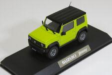 NEW Genuine Suzuki JIMNY 2019 DIE-CAST Metal Model Green 1:43 99000-79ND0-001