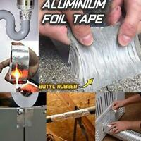 Super Strong Aluminum Foil + Butyl Repair Wall Cracks Adhesive Tape Waterproof