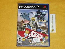 SKATE ATTACK PS2 SONY PLAYSTATION 2 VERSIONE ITALIANA NUOVO SIGILLATO
