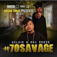 GOLDIE GOLD MAC REESE #70SAVAGE 707 BAY AREA RAP