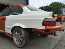 E36 coupe BMW Rear Quarters / Overfenders fibreglass m3 drift drag track