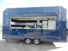 Brand new fully equipped 14 ft Catering Trailer /Burger Van