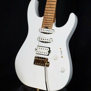 Charvel DK24 HSS Pro Mod 2PT CM Snow White Electric Guitar